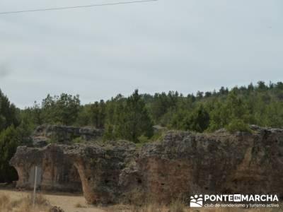 Ciudad Encantada de Tamajón - Retiendas - Almiruete;bastones senderismo;las presillas rascafria